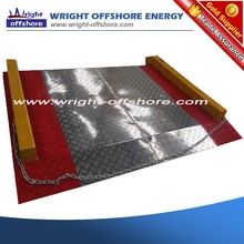 container loading ramp used aluminium ramp