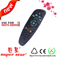 world tv remote control with competitive price and original quality for famous brand
