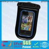 New design for boating/swimming/diving with IPX8 certificate pvc waterproof phone bag