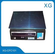Cheap price 40kg Weighting Scale/Market digital scale/Electric digital weighting scale