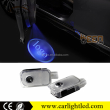 12V Car 3D Shadow Light Car Door Logos Projector Laser Light For Forester