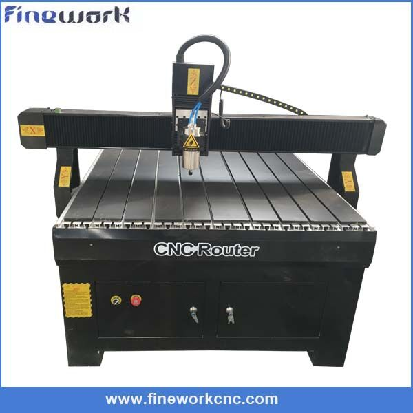 Factory supply FW hobby cnc router with rotary for cylinder materials for sale