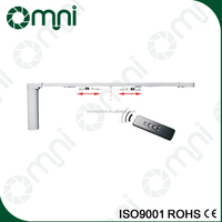 New Product Simple Design Remote Control Motorised Curtain