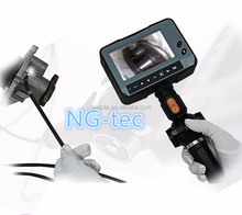 High quality video borescope 3.9mm industrial endoscopy camera