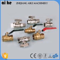 "copper fittings ppr ball valve china1/2"" 3/4"" 1"" brass ball valve price manual valve dn15 dn20"