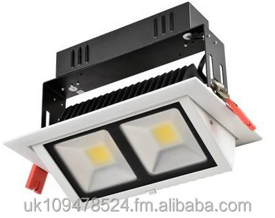 LED Rectangle Downlights 28W 3000K