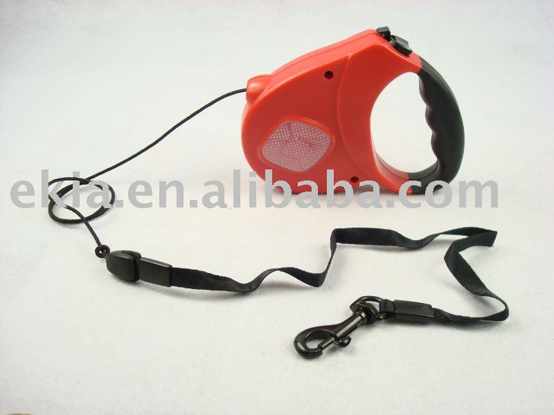 Customized electronic dogs leash