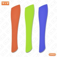 Dual Ended Silicone Spatula