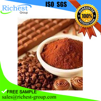 2016 best sell 10% Theobromine cocoa extract powder