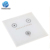 Top quality glass switch glass panel switch socket