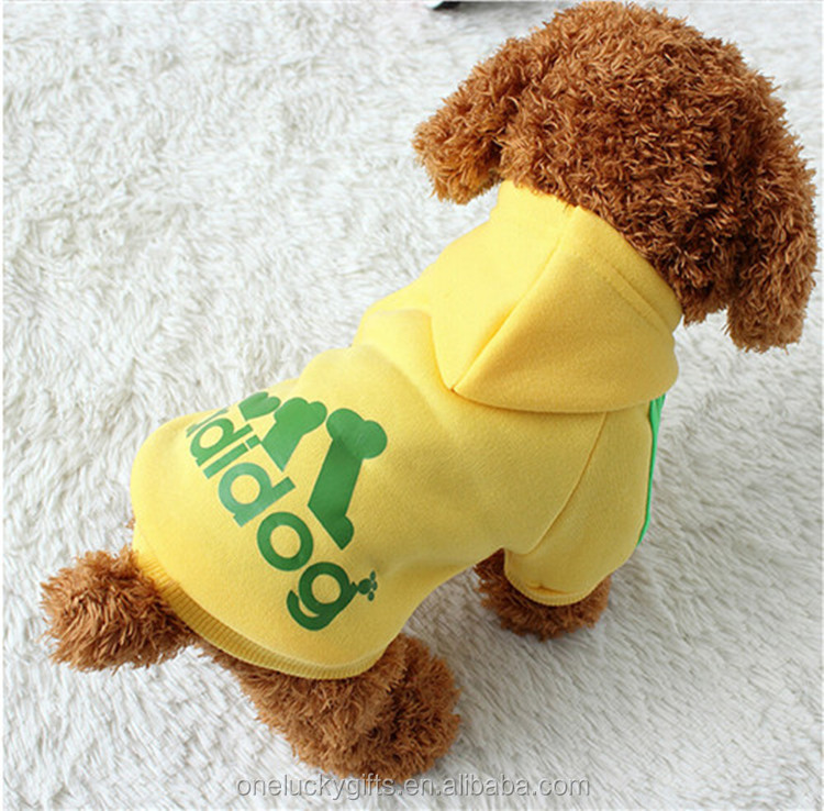 Lovely winter dog clothes wholesale designer dog clothe beautiful pet dog clothes