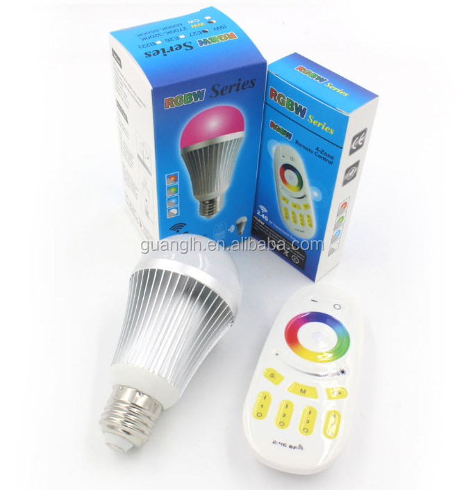 high-performance long life low power 9w led bulb with 9 kinds of dynamic models
