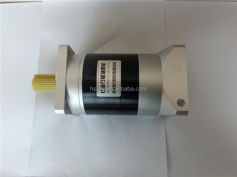 Spur planetary gearbox absolute value high torque planetary gearbox work with the motor