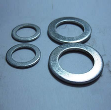 flat washer hardened steel