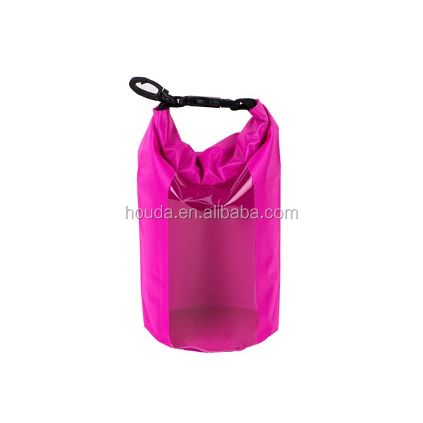Waterproof Dry Bag- Roll Top Dry Compression Sack Keeps Gear Dry for Kayaking, Beach, Rafting, Boating, Hiking, Camp