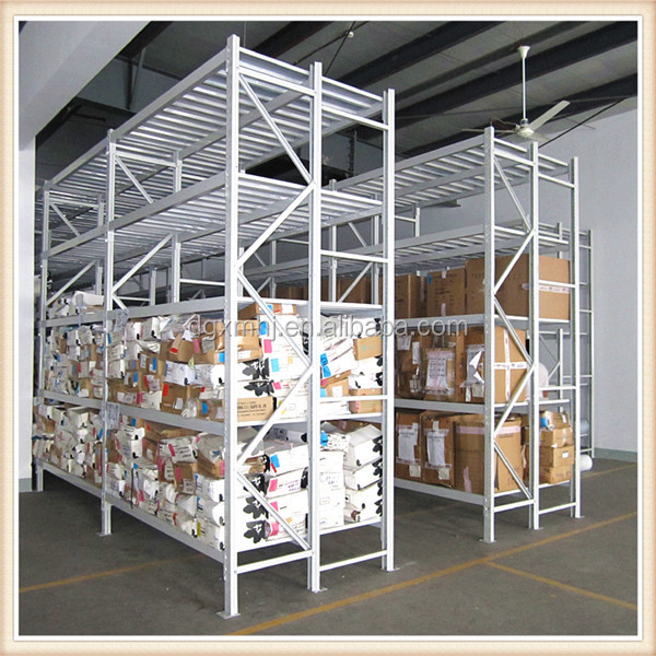 Powder Coated Warehouse Rack Painting storage rack product,Heavy Duty Rack