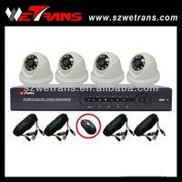 WETRANS CCTV KIT 5504FM3 4CH DVR Set Elevator camera CCTV Surveillance