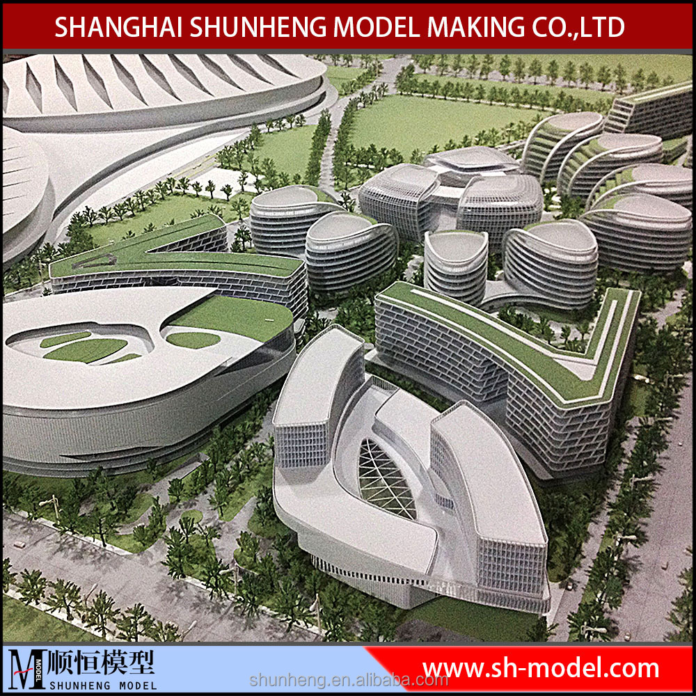 experienced construction building scale model maker/customize miniature scale model making