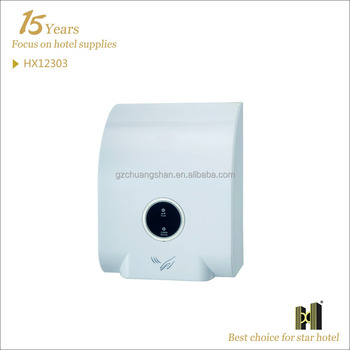 Good Quality Plastic or Stainless Steel electric hand dryer