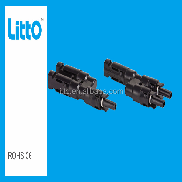 High Quality CE Approved Solar Photovoltaic Connector