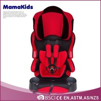 Luxury children car chairs ece r 44/04 foldable baby safety car racing seats
