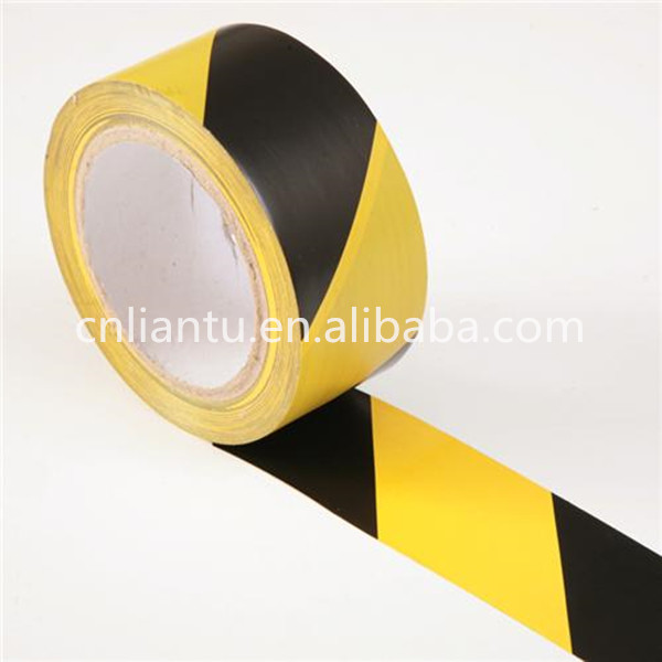 pvc Barrier Hazard Warning Tape