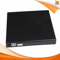 USB 2.0 External Slim Portable Optical CD-RW DVD-ROM Burner