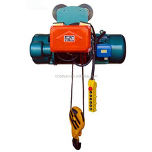 Portable mini handling construction building lifting electric wire rope material hoist for sale