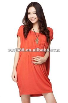 Latest chic junior natural cotton maternity clothing