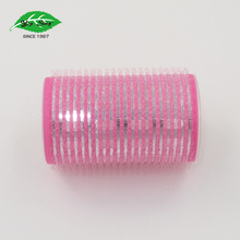 Factory hot sale cheap price best thermal hair rollers with metal plastic core
