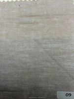 Marzipan Brown Solid Dye Brushed Cotton Fabric