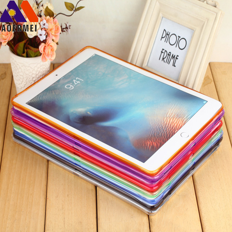 12.9 inch universal tablet cover transparent pudding case for ipad pro