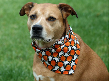 Christmas Gift Cheap Polyester Stretch Dog Bandana Pet Bandana