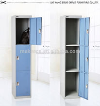 Knock down structure steel marine locker