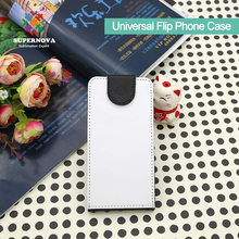 Universal leather sublimation cover case