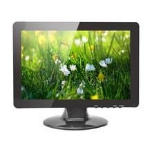 12 inch pc lcd monitors led lcd tv with VGA AV HD MI