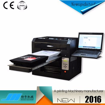 Focus t-shirt digital printing machine power jet printer