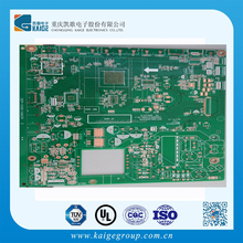 China rohs osp greem vendido capa de máscara 2 tv lcd pcb principal board fabrica