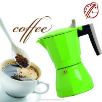 OGNIORA nEW Italian Aluminum Espresso Pod Machine Coffee Makers