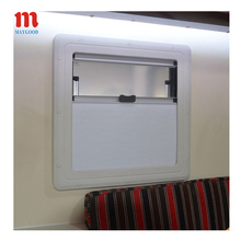 Side Window for RV Window with Sunshades and Doubel Acrylic Window