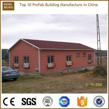 prefabricated bamboo house, used fabric buildings