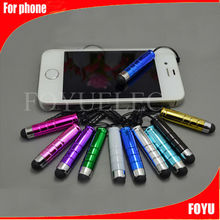Promotional stylus touch screen ball-point pen for all smartphones touch pen for laptop