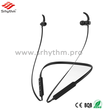 Wireless Stereo Music Neckband 4.0V Bluetooth Earphone for Sport