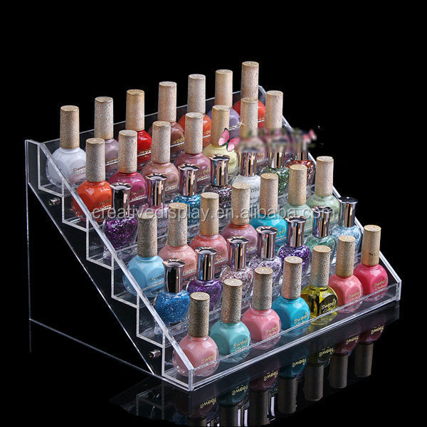 Custom cheap acrylic makeup organizer,6 drawer acrylic makeup organizer