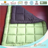 Specialized comforters and quilts microfiber polyester quilt