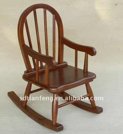 Wooden Rocking Chair For Child - Buy Antique Rocking Chair,Baby Glider ...