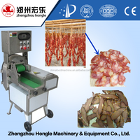 Stainless Steel Cooked Pork Meat Slicer Machine|cooked Meat Strips Cutting Machine