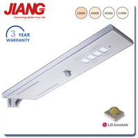 Innovative Product Ideas All In One Products LED Solar Street Light Waterproof IP67