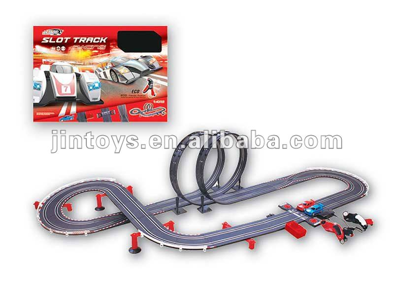 1:43 B/O Orbit Racing Car
