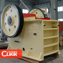 Milling machine for large rock crusher/hammer crusher